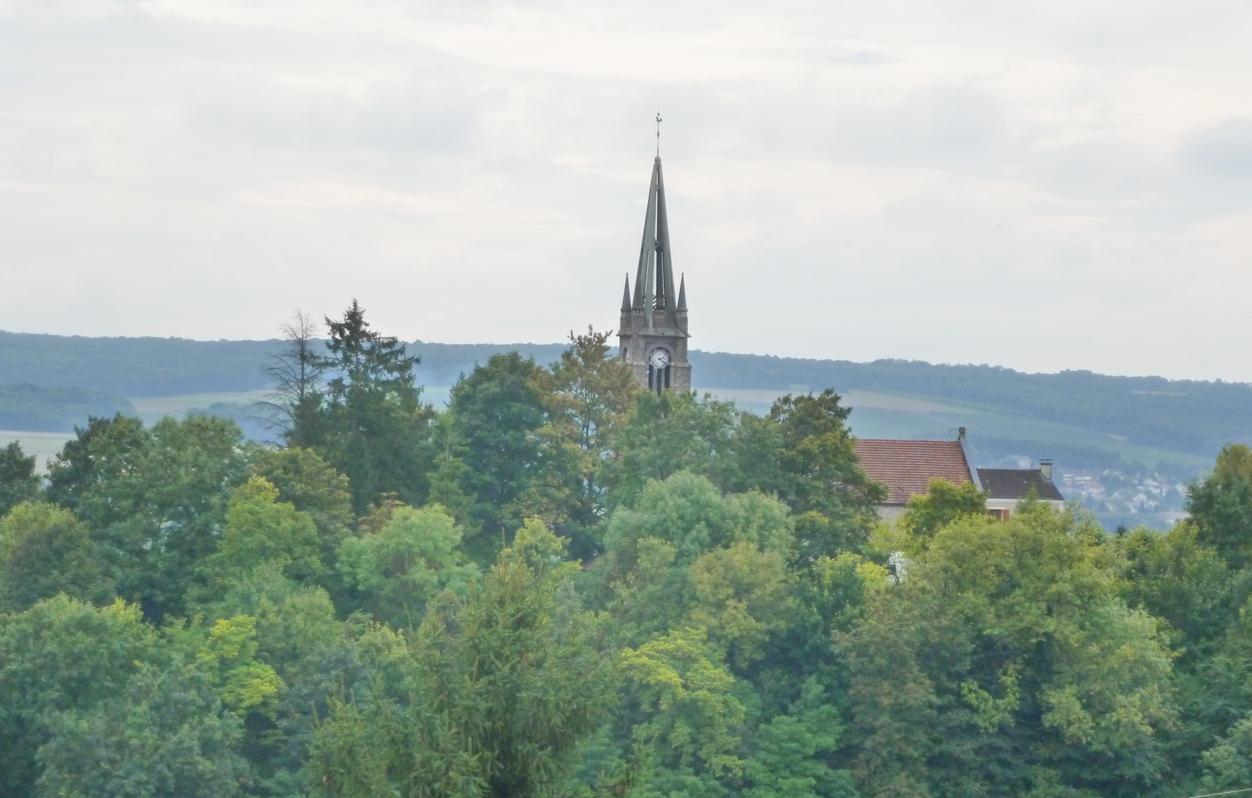Eglise de Mont Saint Père