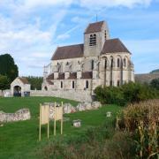 Eglise de Mézy