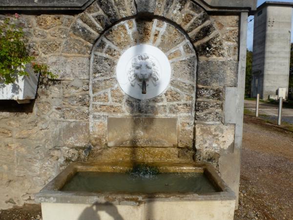 La Fontaine Saint Emilion