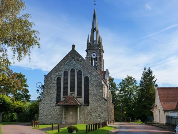 Eglise Saint Pierre de Mont Saint Père