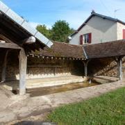 Lavoir de la Fontaine Sainte Foy